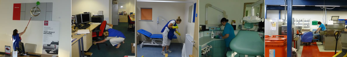Watford Contract Office Cleaners